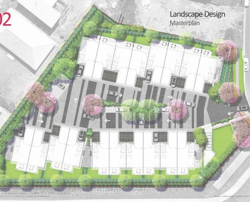 Masterplanning by Paul Ziukelis Architects Gold Coast