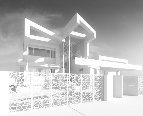 Studio 3D Work by Paul Ziukelis Architects Gold Coast
